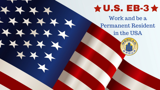 U S  EB-3: unskilled work and Permanent Residency in the USA